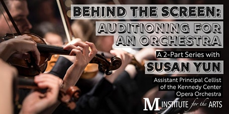 Behind the Screen: Auditioning for an Orchestra tickets