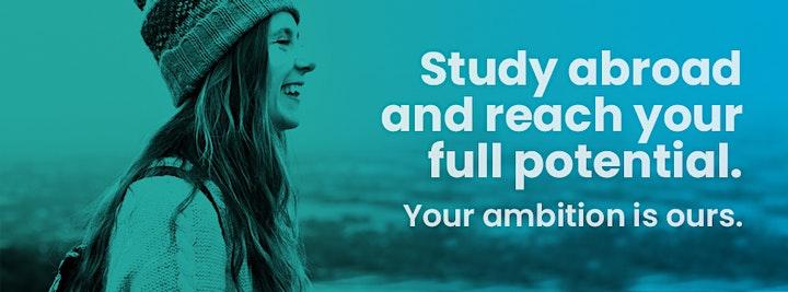 Estudia en el Reino Unido - sesión informativa en línea image