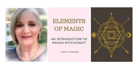 Elements of Magic - An introduction to Pagan Witchcraft tickets