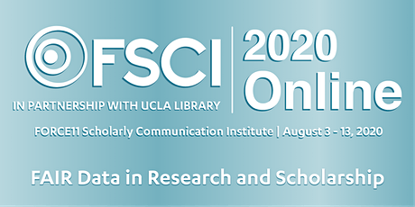 FSCI 2020 ONLINE EVENT tickets