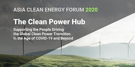 Clean Power Hub: Supporting the People Driving the Clean Power Transition tickets