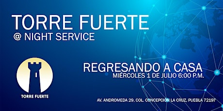 Torre Fuerte @ Night Service tickets