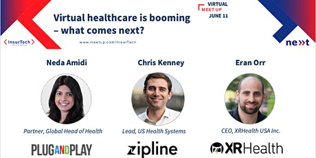 Virtual healthcare is booming – what comes next? tickets