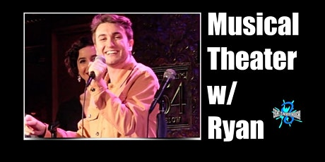 Online Musical Theater Singing Class with Ryan Hudzik tickets