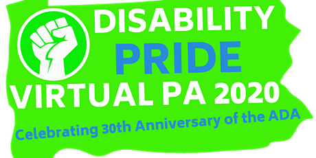 Disability Pride Virtual PA tickets