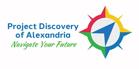Project Discovery of Alexandria End of Year Ceremony 2020 tickets