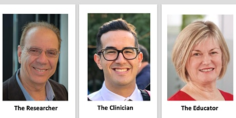 The Hall Technique: The Researcher, The Clinician and The Educator tickets