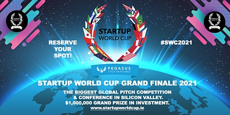 Startup World Cup Grand Finale 2021 tickets