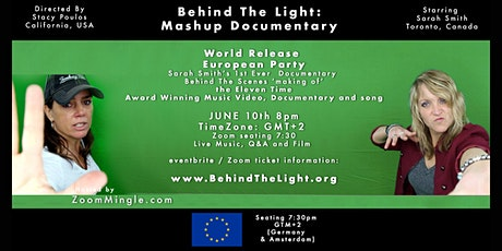 European Release: Behind The Light: Mashup Documentary World Premiere   tickets