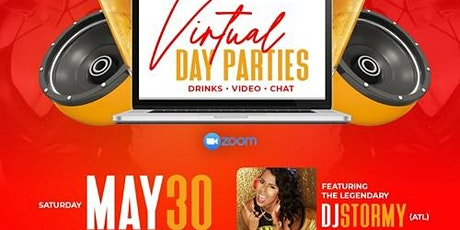#VirtualDayParties & #VirtualVS billets