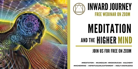 """Inward Journey VI - """"Meditation and the Power of the Silent Mind"""" tickets"""