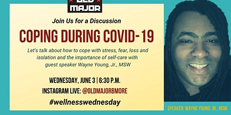 Coping During Covid-19 - Instagram Live Event tickets