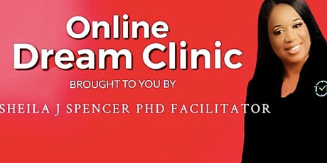 Online DREAM Clinic tickets