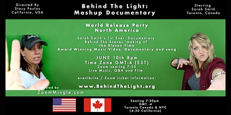 North American Release: Behind The Light: Mashup Documentary World Premiere tickets