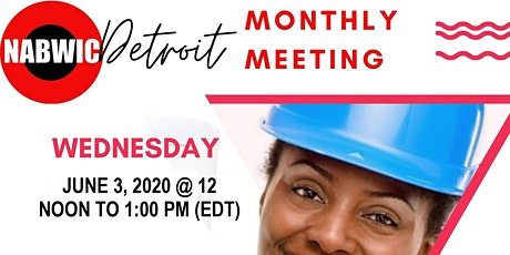 NABWIC Detroit June Meeting - HOW TO ESTIMATE PROJECTS and TAKE OFFS tickets