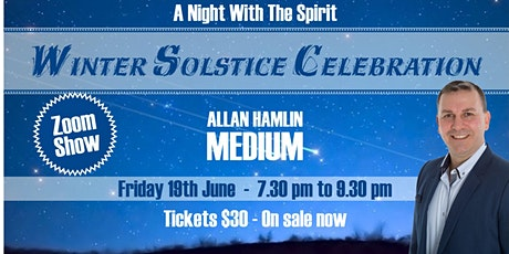 Winter Solstice Celebration Zoom  Show tickets