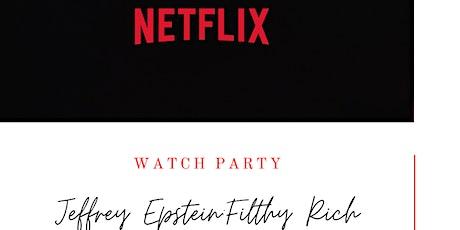 The Jeffrey Epstein Documentary tickets