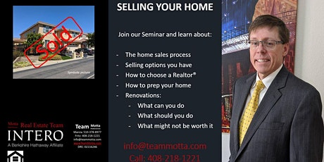 Selling your home tickets
