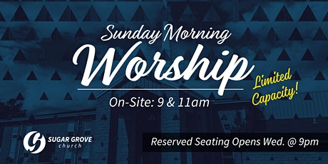 Worship At Sugar Grove Church | Goshen, IN tickets