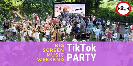 Big Screen Music Weekend - Sun Morn TikTok Party tickets