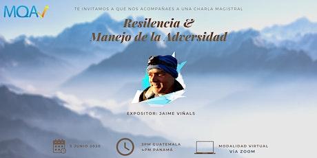 Charla Magistral de Jaime Viñals entradas
