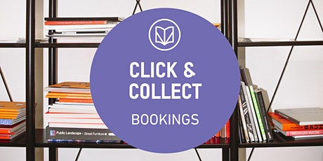 Drouin Library- Click and Collect tickets