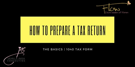 How To Prepare a 1040 Tax Return: The Basics tickets