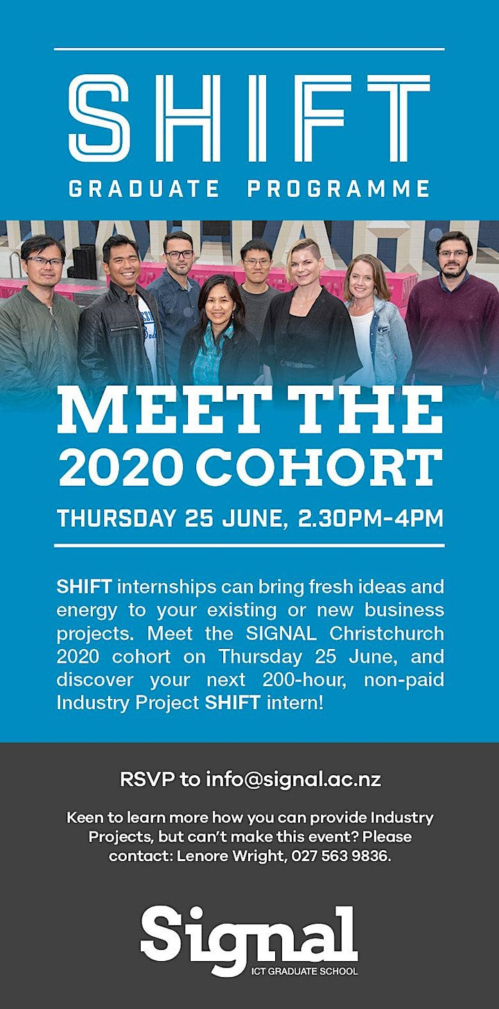Speed Networking - Christchurch Thu 25 June image