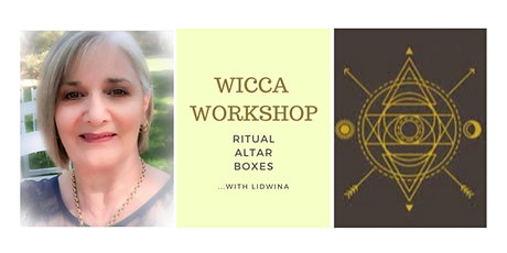 Wicca Workshop - Ritual Altar Boxes tickets