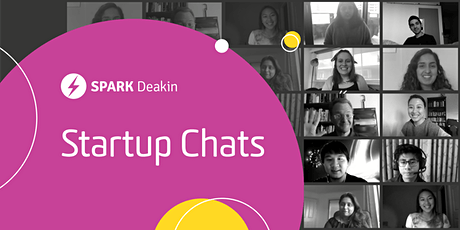 Startup Chats (fortnightly) tickets