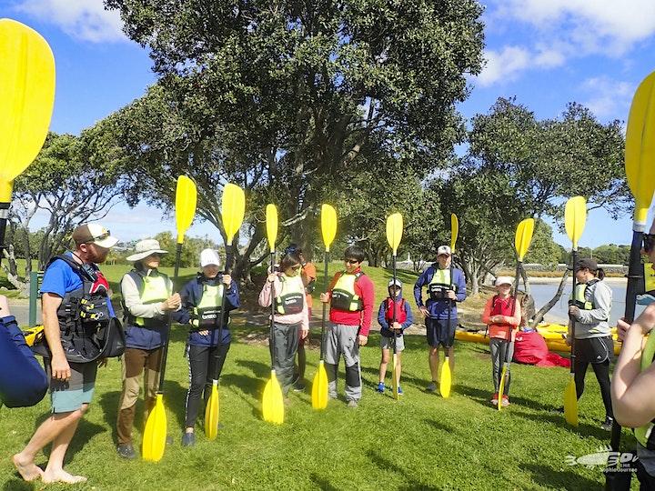 Motu Manawa Kayak Day image