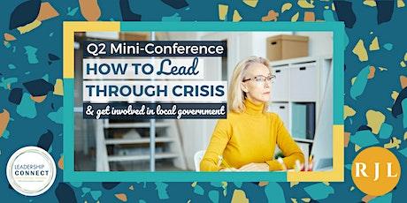 Q2 Mini-Conference: Civic Leadership tickets