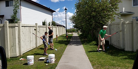 Community Fence Painting Day 2020 tickets