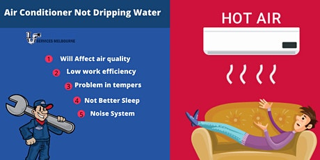 7 Doubts About Air Conditioner Not Dripping Water tickets