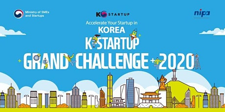 K-Startup Grand Challenge 2020 Info Session & Live Q&A Session tickets