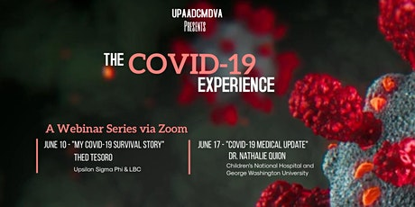 The Covid-19 Experience: A Webinar Series tickets