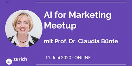 AI for Business Meetup - MARKETING Tickets