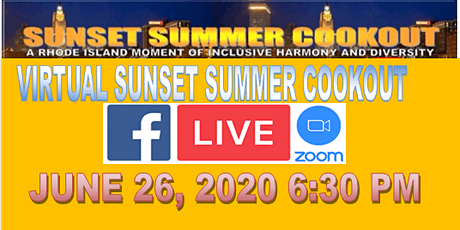 Virtual Sunset Summer Cookout 20th Anniversary Celebration tickets