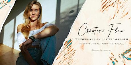 Creative Flow with Amanda Kunrath tickets