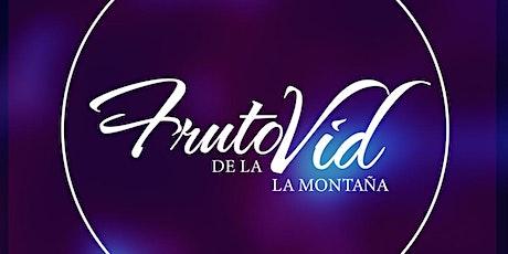 Fruto de la Vid La Montaña - Servicio 12:00pm tickets