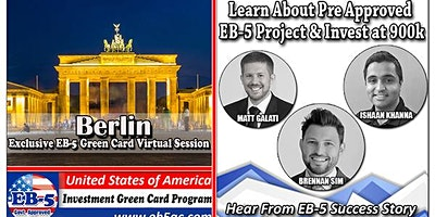 Berlins EB-5 American Green Card Virtual  Market