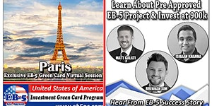 Paris's EB-5 American Green Card Virtual  Market...