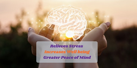 Mindfulness-Based Stress Reduction 8 Sessions Online from Jun 23 tickets