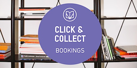 Waterline Community Library - Click and Collect tickets