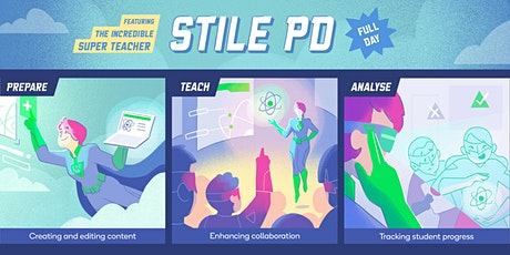 'Enhancing Science Teaching & Learning with Stile' full-day PD (AUS) tickets