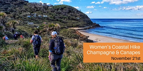 Women's Coastal Hike Champagne + Canapes // Burning Palms ~ Otford Nov 21st tickets
