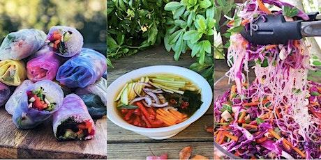Back 2 Earth Vegan Asian Workshop tickets