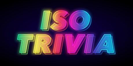 RUSU Presents: Iso-Trivia tickets