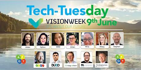 AFQY - June 9th #VisionWeekNZ tickets