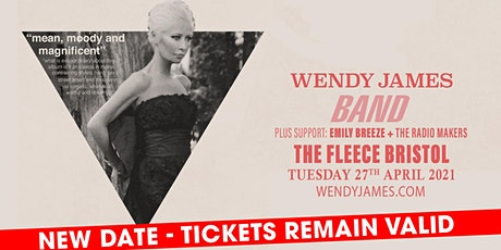 Wendy James (ex Transvision Vamp) plus Emily Breeze tickets